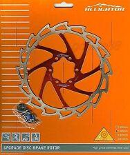 gobike88 Alligator disc rotor , WIND CUTTER, Red, 160mm, 84g, 564