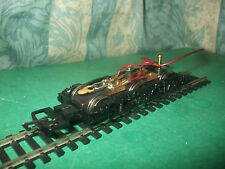 AIRFIX BR CLASS 31 BLACK LOCO CHASSIS ONLY - MINUS BOGIES