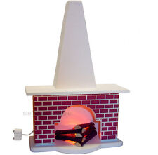 Offener Kamin beleuchtet für Puppenhaus Puppenhausbeleuchtung 3,5V Kahlert 40662