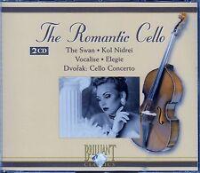 THE ROMANTIC CELLO / 2 CD-SET - NEU