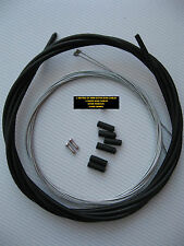 2 METRES OF 4mm GEAR OUTER CABLE including 2 x inner cables/end ferrules