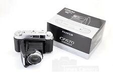 *Mint* Fuji GF670 Professional Film Camera Medium Format Silver w/ 80mm f/3.5