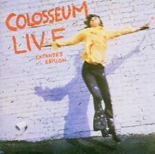 COLOSSEUM - LIVE (EXPANDED EDITION)  CD NEU