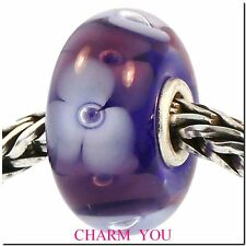 AUTHENTIC TROLLBEADS 61339 Double Flower