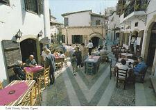 CYPRUS POSTCARD NICOSIA LAIKI YEITONIA