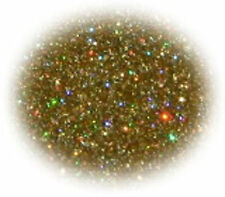 SPARKLE MULTI COLOUR HOLOGRAPHIC GOLD SHIMMER MINERAL GLITTER 4 EYES & BODY ***