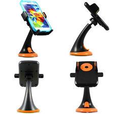 360° Universal Auto KFZ Halter Halterung Mount Handy Smartphone Orange iMOUNT