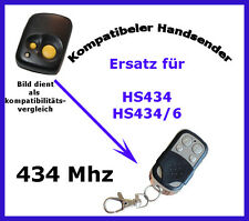434 Mhz Remote Control compatible to Einhell Garage door HS 434/6