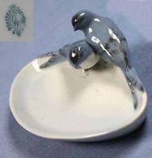 Schwalbe schwalbenpaar schale Vogel porzellanfigur Vogelfigur figur gotha 1900