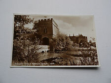 Banbury - Broughton Castle & Gatehouse, Banbury, Oxfordshire - Postcard (4).