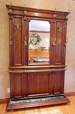 Antique Hall Trees Amp Stands Ebay