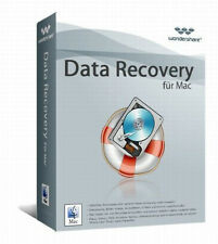Wondershare Data Recovery MAC lifetime dt. Vollversion ESD Download