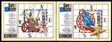 St. Vincent 1992 Block 208-09 ** Kolumbus Entdeckung Amerika