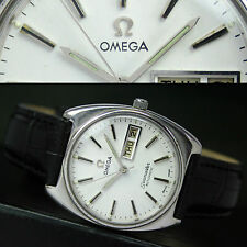 OMEGA Seamaster Automatic Steel Mens Swiss Made 1985s Wrist Watch Uhr Montre