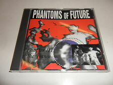 CD  Phantoms of Future - Chapter III-The trance album