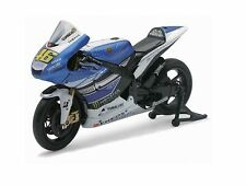 1:12 2013 MONSTER FACTORY YAMAHA YZRM1 DIECAST TOY MODEL VALENTINO ROSSI #46 New