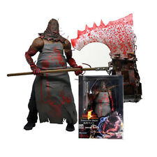 NECA Resident Evil 5 Biohazard Executioner Majini PVC Action Figure Collect Toys
