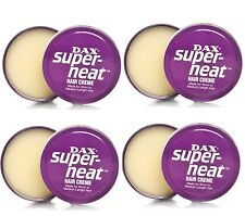 4 X DAX Super Neat Conditioning Hair Cream 3.5oz