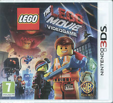 The LEGO Movie Videogame - 3DS Nintendo 2DS/3DS Game