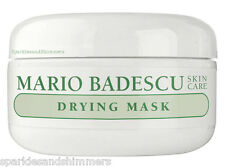 Mario Badescu DRYING MASK 14g For Acne/Spot/Blemish Prone Skin TRAVEL SIZE