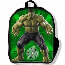 Official Marvel Age of Ulton Lenticular 3D Hulk Backpack Rucksack Travel school