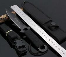 Scuba Diving, Snorkelling, Spearfishing, Hunting  Knife  with Straps and Sheath