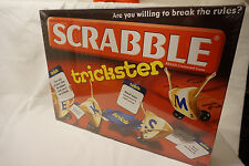 SCRABBLE TRICKSTER BOARD GAME  , new/sealed