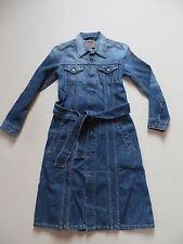 Levi's® Jeans Jacke Mantel Jeansmantel, Gr. M, Faded wash Vintage Denim, KULT !