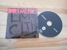 CD Indie DirtMusic - Lion City (11 Song) Promo GLITTERBEAT REC cb