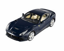 1:18 scale - Hotwheels ELITE - Ferrari F12 Berlinetta - Blue - Diecast