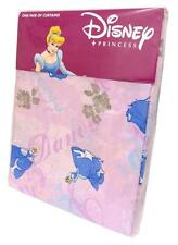"Official Disney Princess - Cinderella Love Dance Ready Made 66"" x 54"" Curtains"