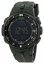 Casio ProTrek Men's Water Resistant Sport Solar-Powered Watch PRW-3000-1ACR