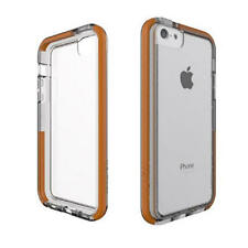 Genuine Tech21 Impact Band Case For Apple iPhone 5S/5/5C/SE- Clear
