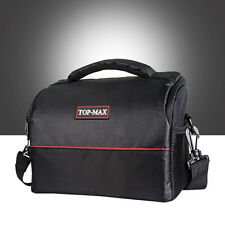 New Shockproof Camera Shoulder Messenger Bag Case for DSLR Canon Nikon Sony SLR