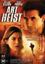 Art Heist DVD - New/Sealed Region 4 DVD
