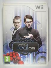 WSC Real 09 - Wii Game
