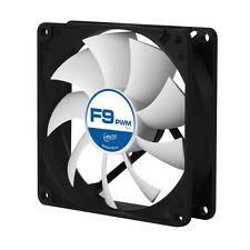 Arctic Cooling F9 PWM 90mm Case Fan upto 1800 RPM (AFACO-090P2-GBA01) AC
