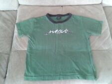 Baby Boys 18-24 Months - Green T-Shirt with Logo - Next