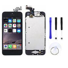 Komplettset Touchscreen Retina Vormontiert LCD Display Für iPhone 5 + Werkzeug