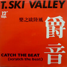 """12"""" MAXI RARE IN MINT- ! T. SKI VALLEY : Catch The Beat"""