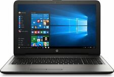 "HP 15.6"" Full-HD AMD Quad 4x 2.5 Ghz 8GB Ram 256GB SSD Radeon Windows 10 Office"