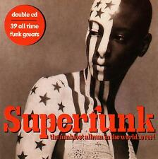 SUPERFUNK - THE FUNKIEST ALBUM IN THE WORLD EVER / VARIOUS ARTISTS - 2 CD SET