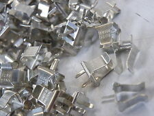 100x PCB Fuse Clips for 5 x 20mm Fuses Bussman  Trade Pack EE23