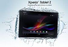 Sony Xperia z4 tablet 32gb wifi 4g black or whitw HK stock sealed  LTE 10.1 Ich