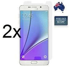 2X 9H Genuine Tempered Glass Film Screen Protector For Samsung Galaxy Note II