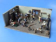 Komplettdiorama -  Die Belagerung von Hochkirch 1758, Maßstab - 1:72