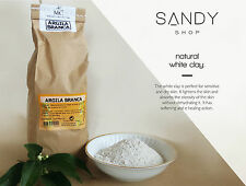 Pure Organic White Clay Kaolin  Fine Powder Face Mask – 1000g - 1 Kg