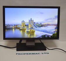 """DELL 19""""  E1909w Widescreen DVI VGA LCD Monitor GRADE A + CABLES  / 24H DELIVERY"""