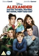 ALEXANDER AND THE TERRIBLE, HORRIBLE, NO GOOD - NEW / SEALED DVD - UK STOCK