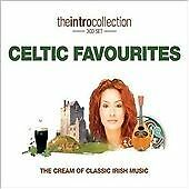 Various Artists Celtic Favourites: The Intro Collection CD ***NEW***